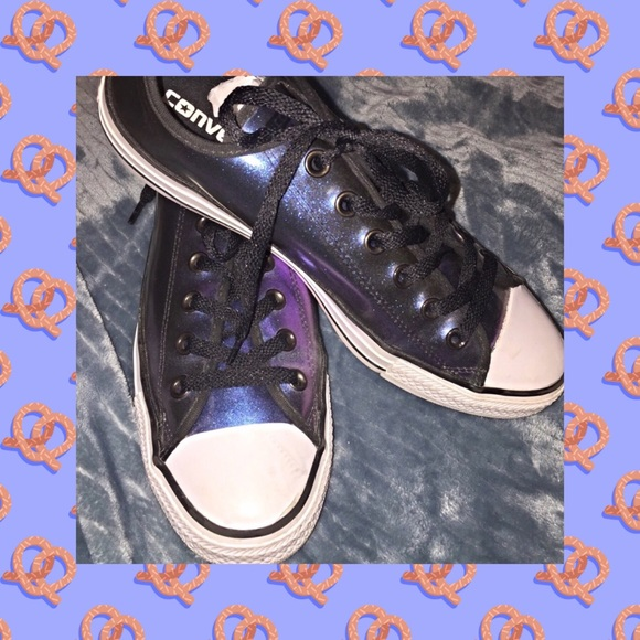6c1f4fffa82d Converse Shoes - Back to school Converse Iridescent hologram great